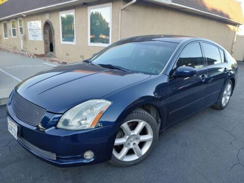 2004 Nissan Maxima for sale at Ournextcar/Ramirez Auto Sales in Downey CA