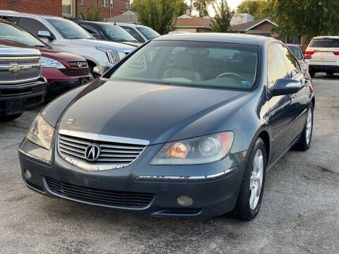 2005 Acura RL for sale at IMPORT Motors in Saint Louis MO