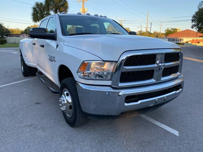2018 RAM Ram Pickup 3500 for sale at LUXURY AUTO MALL in Tampa FL