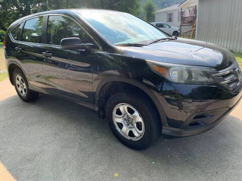 2012 Honda CR-V for sale at Day Family Auto Sales in Wooton KY