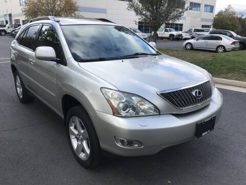 2004 Lexus RX 330 for sale at Dotcom Auto in Chantilly VA