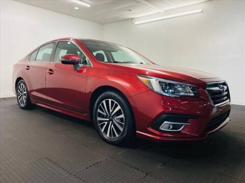 2018 Subaru Legacy for sale at Champagne Motor Car Company in Willimantic CT