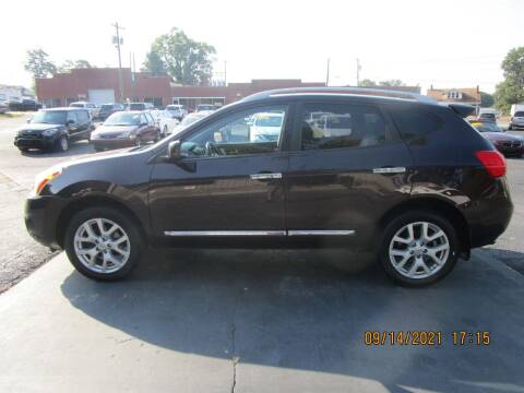 2011 Nissan Rogue for sale at Taylorsville Auto Mart in Taylorsville NC