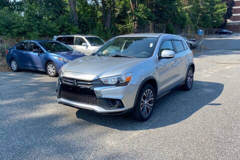 2018 Mitsubishi Outlander Sport for sale at Mass Auto Exchange in Framingham MA
