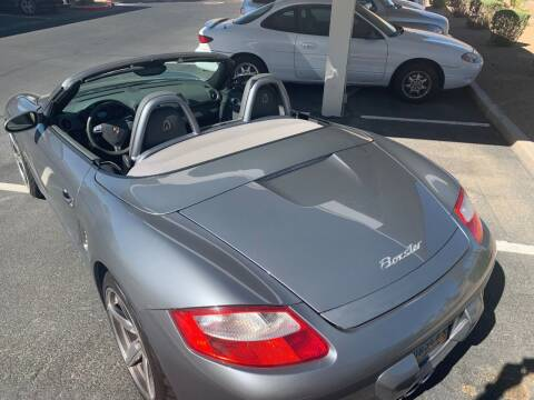 2006 Porsche Boxster for sale at Moody's Auto Connection LLC in Henderson NV