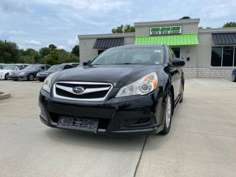 2010 Subaru Legacy for sale at Cross Motor Group in Rock Hill SC
