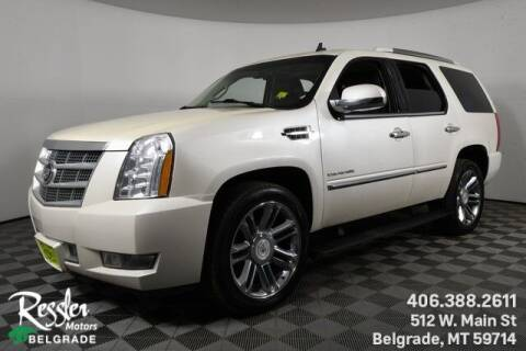 2012 Cadillac Escalade for sale at Danhof Motors in Manhattan MT