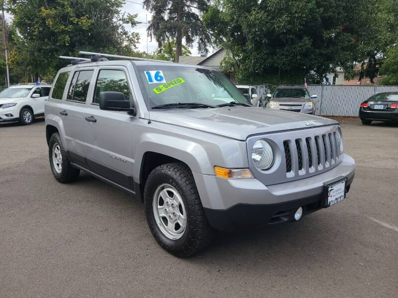 2016 Jeep Patriot for sale at Universal Auto Sales in Salem OR