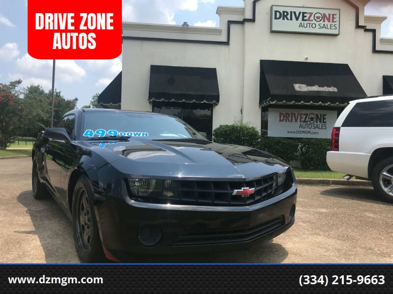 2013 Chevrolet Camaro for sale at DRIVE ZONE AUTOS in Montgomery AL