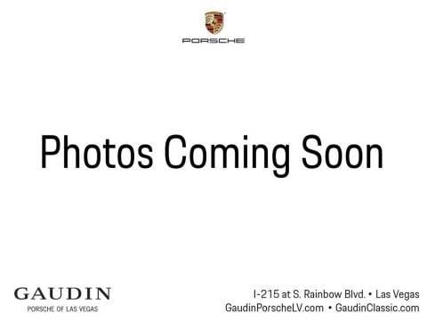 2017 Nissan Maxima for sale at Gaudin Porsche in Las Vegas NV