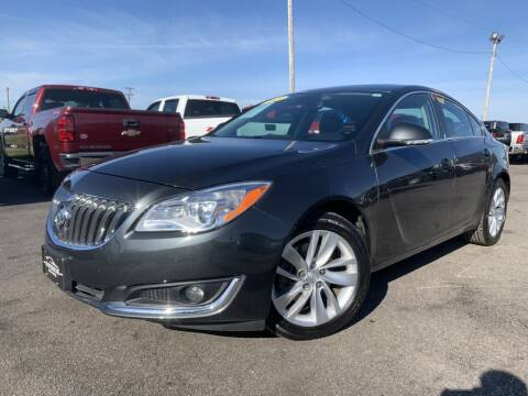 2015 Buick Regal for sale at Superior Auto Mall of Chenoa in Chenoa IL