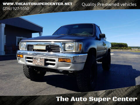 1991 Toyota Pickup for sale at The Auto Super Center in Centre AL