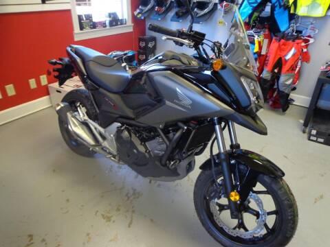 2020 Honda NC750X for sale at Dan Powers Honda Motorsports in Elizabethtown KY