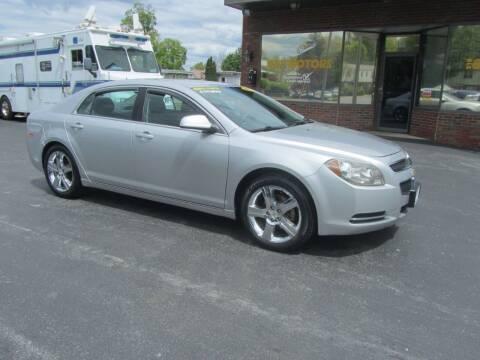 2011 Chevrolet Malibu for sale at Key Motors in Mechanicville NY