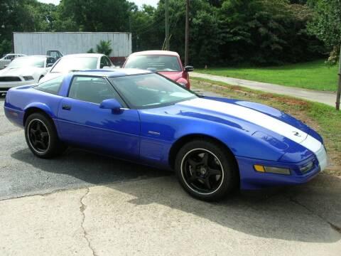 1996 Chevrolet Corvette for sale at South Atlanta Motorsports in Mcdonough GA