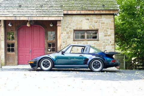 1985 Porsche 911 Carrera for sale at Enthusiast Autohaus in Sheridan IN
