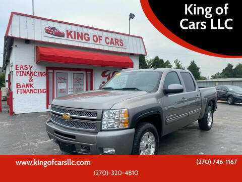 2013 Chevrolet Silverado 1500 for sale at King of Cars LLC in Bowling Green KY