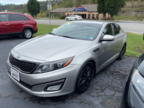 2014 Kia Optima for sale at PIONEER USED AUTOS & RV SALES in Lavalette WV