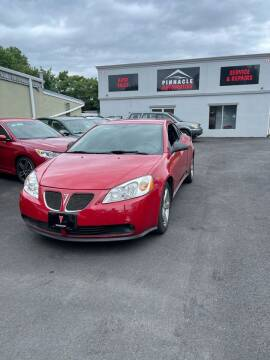 2007 Pontiac G6 for sale at Pinnacle Automotive Group in Roselle NJ
