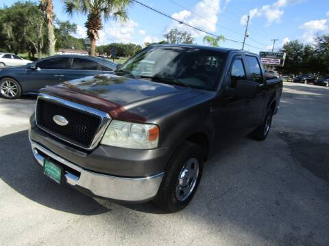2008 Ford F-150 for sale at S & T Motors in Hernando FL