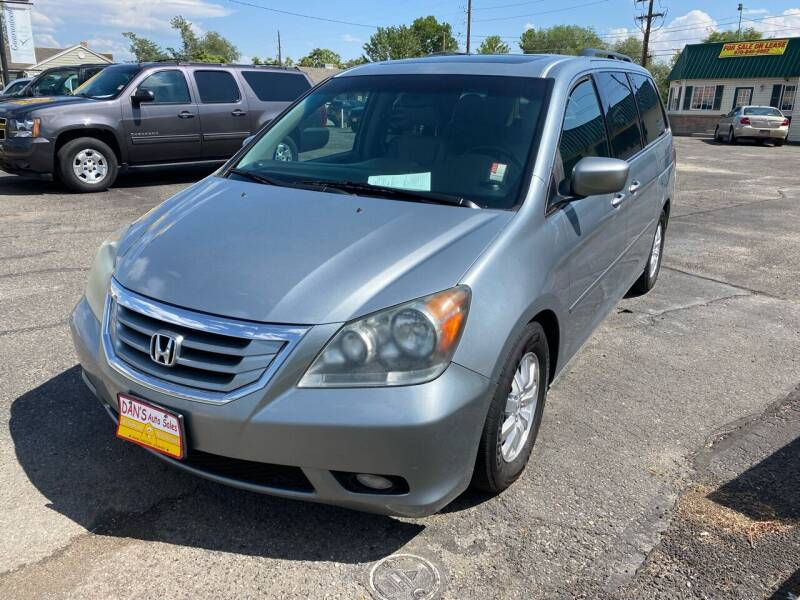 2010 Honda Odyssey for sale at Dan's Auto Sales in Grand Junction CO