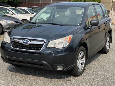 2014 Subaru Forester for sale at MAGIC AUTO SALES - Magic Auto Prestige in South Hackensack NJ