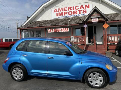 2008 Chrysler PT Cruiser for sale at American Imports INC in Indianapolis IN