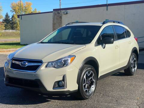 2017 Subaru Crosstrek for sale at North Imports LLC in Burnsville MN