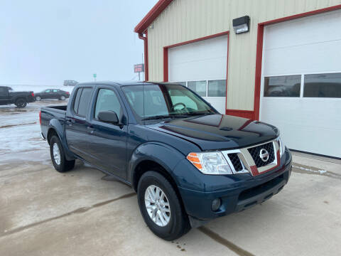 2019 Nissan Frontier for sale at SCOTT LEMAN AUTOS in Goodfield IL