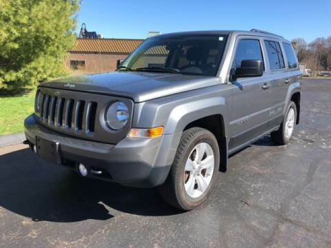 2012 Jeep Patriot for sale at Branford Auto Center in Branford CT