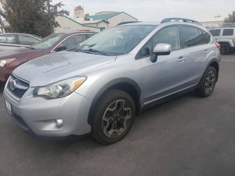 2014 Subaru XV Crosstrek for sale at Auto Image Auto Sales Chubbuck in Chubbuck ID