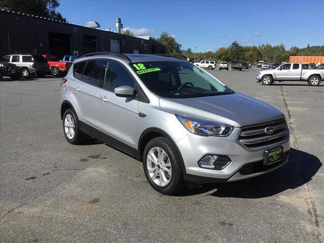 2018 Ford Escape for sale at SHAKER VALLEY AUTO SALES - Late Models in Enfield NH