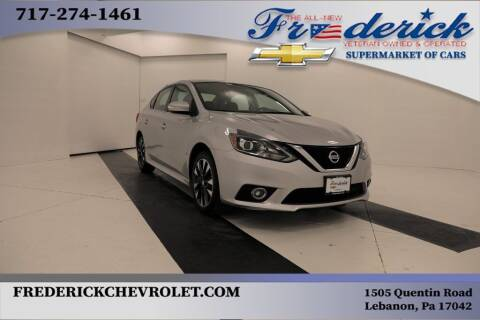 2018 Nissan Sentra for sale at Lancaster Pre-Owned in Lancaster PA