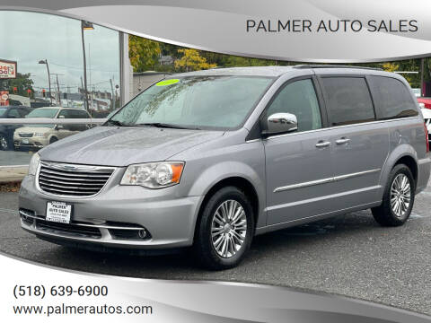 2014 Chrysler Town and Country for sale at Palmer Auto Sales in Menands NY