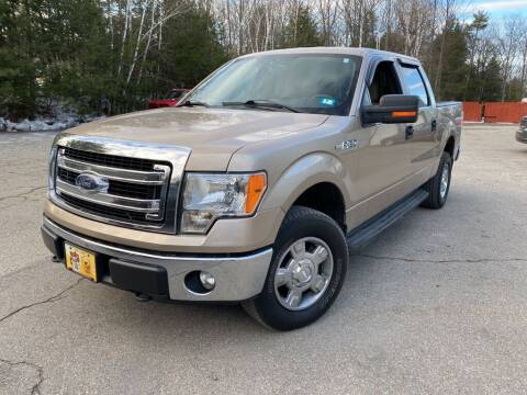 2013 Ford F-150 for sale at Granite Auto Sales in Spofford NH