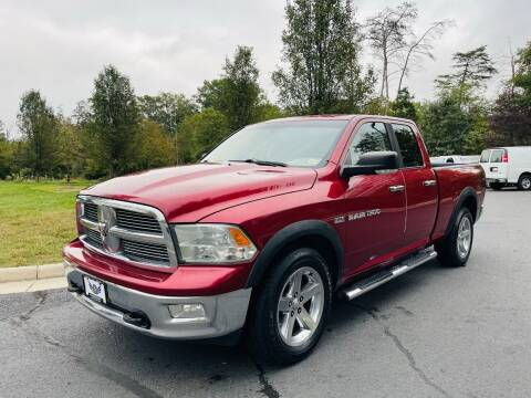 2011 RAM Ram Pickup 1500 for sale at Freedom Auto Sales in Chantilly VA
