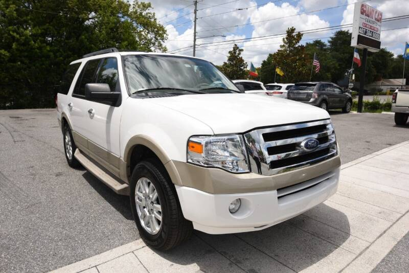 2010 Ford Expedition for sale at Grant Car Concepts in Orlando FL