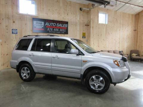2007 Honda Pilot for sale at Boone NC Jeeps-High Country Auto Sales in Boone NC