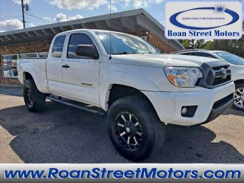 2012 Toyota Tacoma for sale at PARKWAY AUTO SALES OF BRISTOL - Roan Street Motors in Johnson City TN