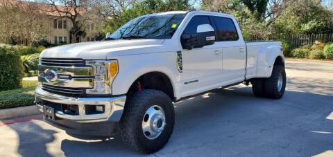 2017 Ford F-350 Super Duty for sale at Motorcars Group Management - Bud Johnson Motor Co in San Antonio TX