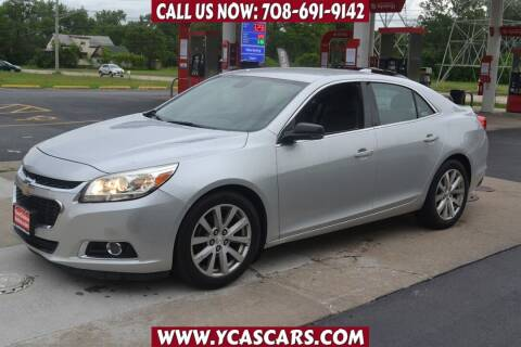 2015 Chevrolet Malibu for sale at Your Choice Autos - Crestwood in Crestwood IL