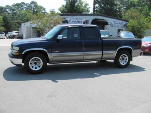 2000 Chevrolet Silverado 1500 for sale at Pure 1 Auto in New Bern NC