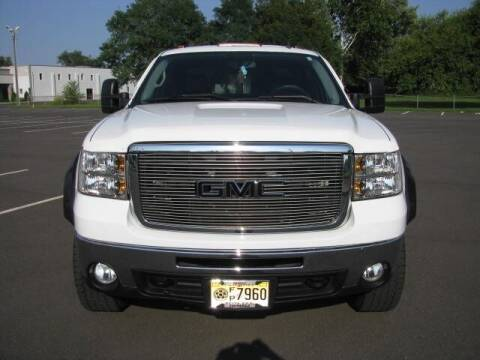 2008 GMC Sierra 2500HD for sale at Iron Horse Auto Sales in Sewell NJ