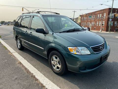 2001 Mazda MPV for sale at G1 AUTO SALES II in Elizabeth NJ