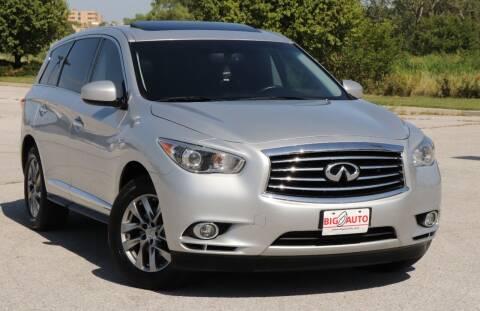 2015 Infiniti QX60 for sale at Big O Auto LLC in Omaha NE