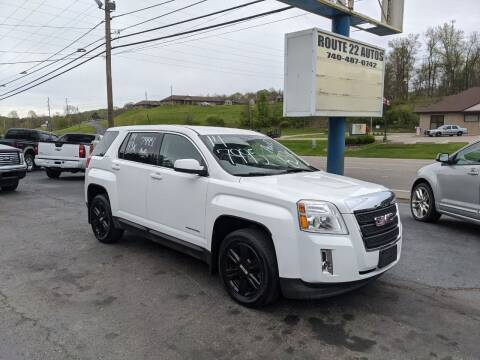 2014 GMC Terrain for sale at Route 22 Autos in Zanesville OH