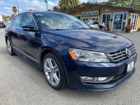 2015 Volkswagen Passat for sale at MISSION AUTOS in Hayward CA