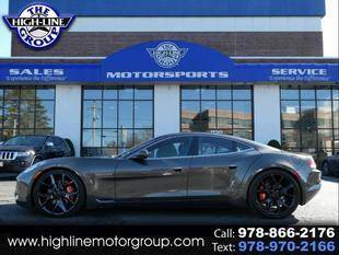 2018 Karma Revero for sale at Highline Group Motorsports in Lowell MA