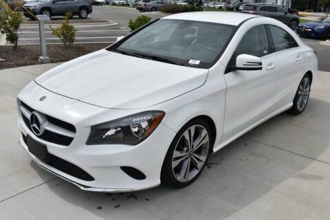 2018 Mercedes-Benz CLA for sale at PHIL SMITH AUTOMOTIVE GROUP - MERCEDES BENZ OF FAYETTEVILLE in Fayetteville NC