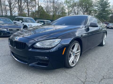 2012 BMW 6 Series for sale at Dream Auto Group in Dumfries VA